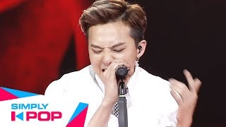 getlinkyoutube.com-Simply K-Pop - G-DRAGON(지드래곤) _ CROOKED(삐딱하게)