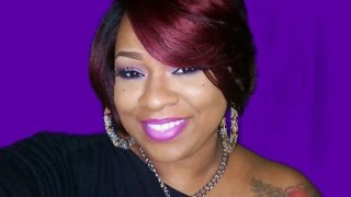 getlinkyoutube.com-Saga Remy Human Hair Lace Front| SELENE| DN99J530