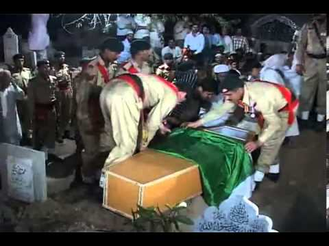 Shaheed - Major Hafiz Attique Shaheed (Swat Operation)