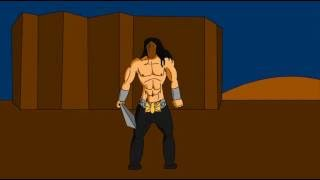 Manowar Let the Gods Decide | Video Klip Animasi | Video Klip Kartun width=