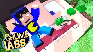 getlinkyoutube.com-Minecraft: DENTRO DO GUTIN! (Chume Labs 2 #15)