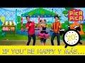 Pica-Pica - If you´re Happy y muchas más... 20 minutos