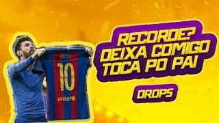 Drops - Recorde Messi