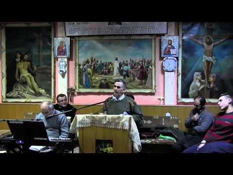 Fr. Toma Ciurlică - Comonesti / Bacău ( Matca / Galati 01 noiembrie 2014 )