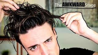 getlinkyoutube.com-Growing Out Your Hair | How to Deal With the Awkward Stage