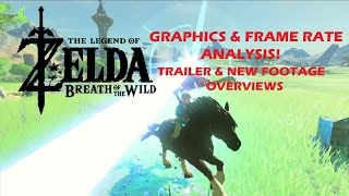 getlinkyoutube.com-Zelda Breath of the Wild - New Graphics & Frame Rate Analysis!