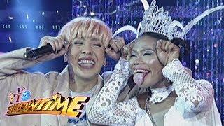 It's Showtime Miss Q & A: Vice and Elsa Droga's funny conversation