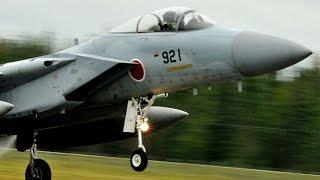 getlinkyoutube.com-空戦演習レッドフラッグ・アラスカ2015-3(航空自衛隊F-15J) - Air Combat Exercises, Red Flag Alaska 2015-3