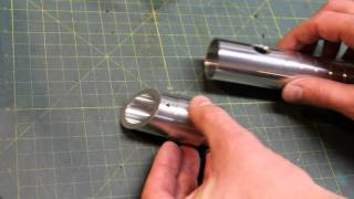 getlinkyoutube.com-Building a basic saber with sound PART 1