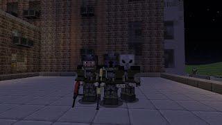 Minecraft The Miningdead. Ep2 Snipers Nest