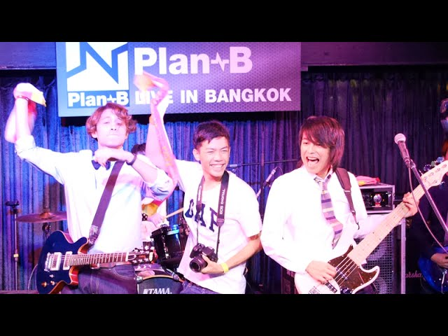 Plan B Live In Bangkok