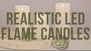 getlinkyoutube.com-Realistic LED Flame Candles