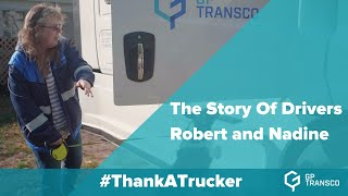 The Story Of Drivers | Robert and Nadine