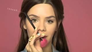 getlinkyoutube.com-Маша Вэй рассказала, как сделать самые модные брови!