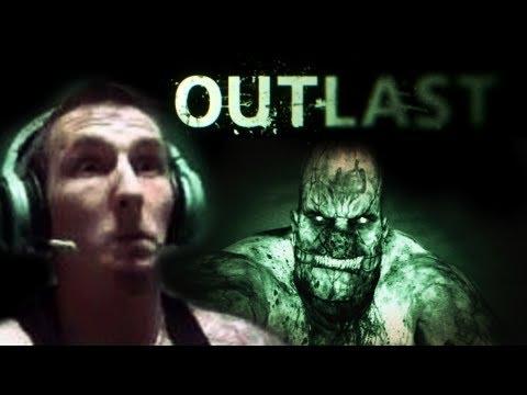 #5 Outlast - Hałduju Du Duju Du UCiEKAM w PizdU xD