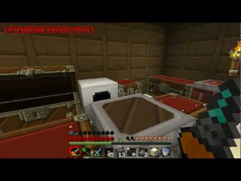 Minecraft: Industrial Revolution 3 - 21: Curse of the Enderman