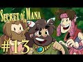 Secret of Mana Lets Play #13 - Blind Manas Holiday