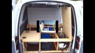 getlinkyoutube.com-vw caddy mini camper 1