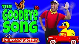 getlinkyoutube.com-Brain Breaks ♫ Action Songs for Children ♫ Goodbye Song ♫ Kids Songs by The Learning Station