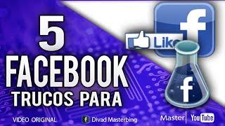 getlinkyoutube.com-TRUCOS PARA FACEBOOK | 2015