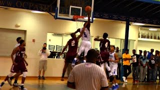 getlinkyoutube.com-DON'T Make Emmitt Williams Mad - IMG vs. West Oaks!