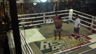 getlinkyoutube.com-Most Brutal Muay Thai Fight Ever Thailand Round 4