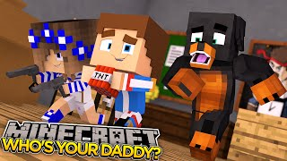 getlinkyoutube.com-WHO'S YOUR DADDY?  BABY'S WRECK MY PALACE!! - Minecraft - Little Donny Adventure.