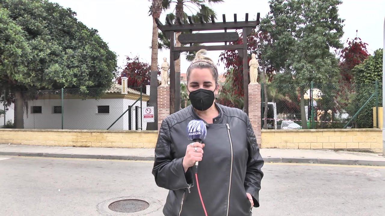 Reforma integral del parque infantil de Villa Matilde