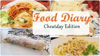 getlinkyoutube.com-FOOD DIARY | 5 Wochen/ 5 Cheatdays | JuMarie