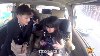 getlinkyoutube.com-[UNSEEN SCENE] 151130 ZTAO & BeiBei moment at Charming Daddy