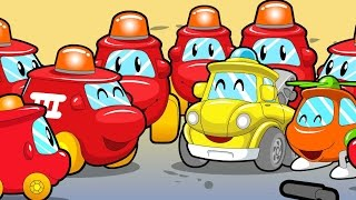 "getlinkyoutube.com-14 ""Firefighting""@""Mr.Wheeler&Friends"" CARtoons"