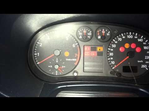Расположение в Audi A1 датчика охлаждающей жидкости