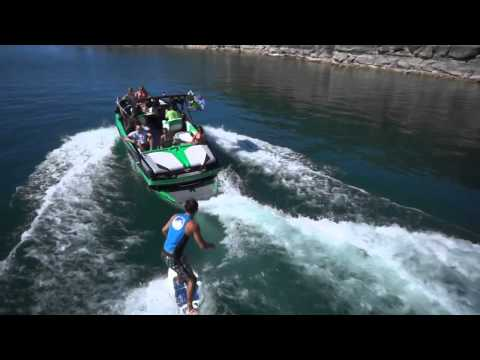 Introducing The 2014 Axis Wake Research T22 Wakeboard Boat