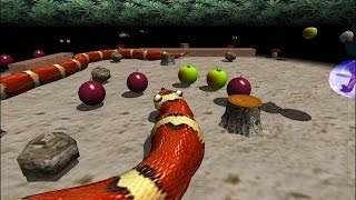 getlinkyoutube.com-Xalm Retribution играет в Axy Snake [Откармливаю змея]