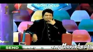 getlinkyoutube.com-After India vs South Africa Cricket World Cup Match Umer Sharif Making Fun of Pakistan team