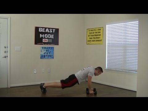 15 Min Wrecking HIIT Training - HASfit High Intensity Interval Training Exercise - HIIT Workout