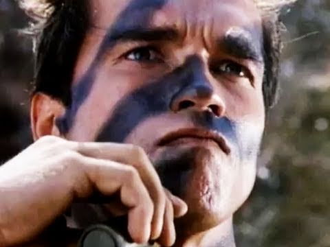 Commando (1985) - Official Trailer (Arnold Schwarzenegger)
