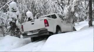 getlinkyoutube.com-Arctic Trucks Finland Toyota HiLux AT33