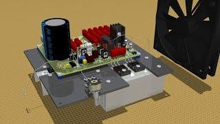 getlinkyoutube.com-Индукционное отопление своими руками. Часть 2