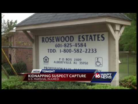 Kidnapping suspect captured