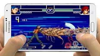 getlinkyoutube.com-Los Mejores Poderes Escondidos en la King of Fighters 2002 / Tutorial de Escondidos # 3