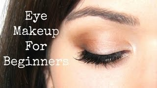 getlinkyoutube.com-Beginner Eye Makeup Tips & Tricks