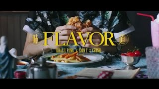方大同Khalil Fong-味道 Flavor feat. Zion.T & Crush (Official MV)