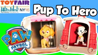 "PAW PATROL ""Pup to Hero"" Playsets with Marshall & Skye Dog House Playsets & Paw Patrol Submarine Toy"