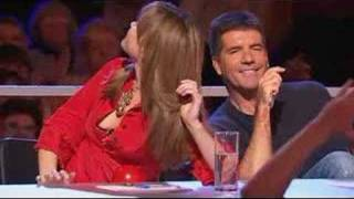 getlinkyoutube.com-Dean Wilson singer/dancer | Britains got talent 4th week