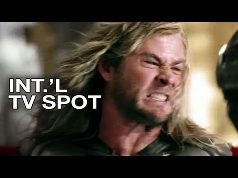 The Avengers International TV Spot (2012) Marvel Movie HD