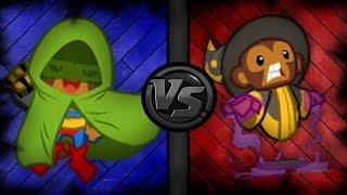 getlinkyoutube.com-TOWER BATTLES! - #2: Dart Monkey Vs. Monkey Apprentice - (Bloons TD Battles)