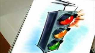 getlinkyoutube.com-انشودة اشارة المرور - بدون موسيقى- طيور الجنة