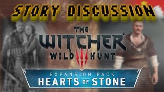 getlinkyoutube.com-The Witcher 3: Hearts of Stone Story Discussion (ENDING SPOILERS!)