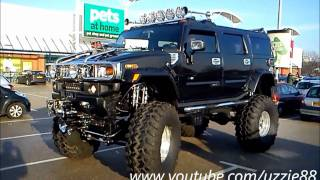 getlinkyoutube.com-Monster Hummer - The BIG GUN